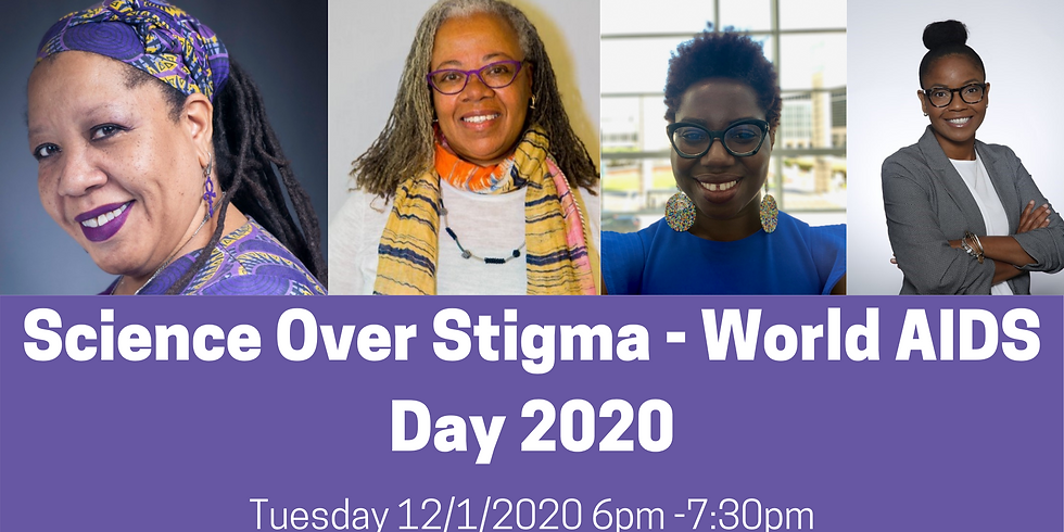 Science Over Stigma- A World AIDS Day Discussion Panel