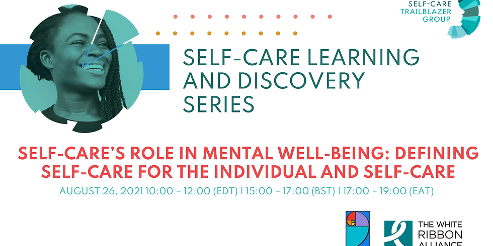 Self-Care's Role In Mental Well-Being: Defining Self-Care For The Individual