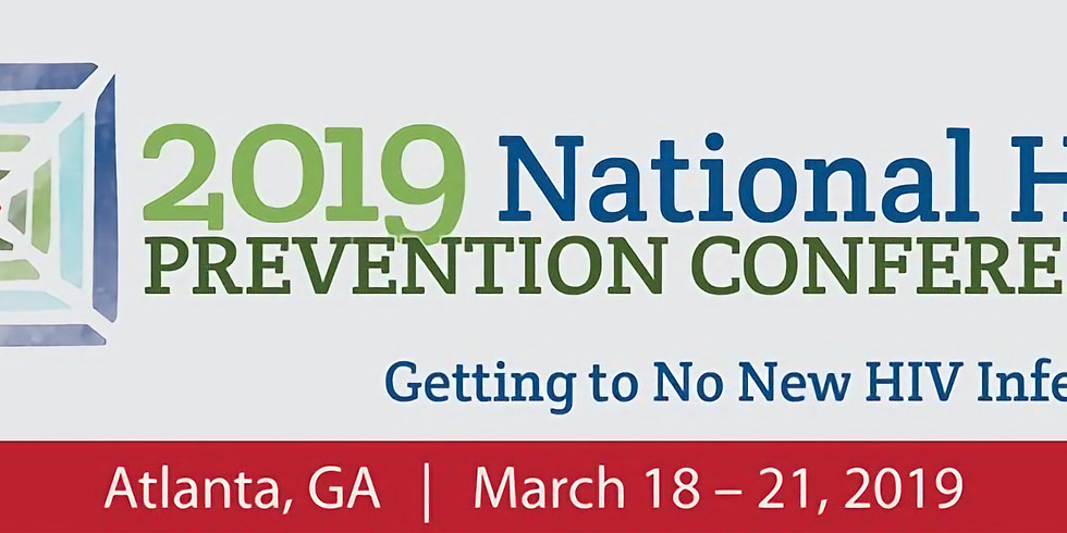 2019 National Prevention Conference