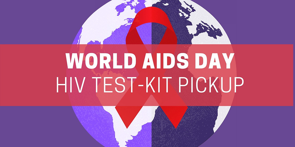 SisterLove and World AIDS Day HIV Testing Drive!