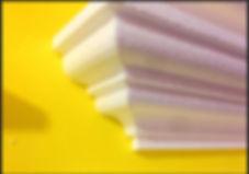 Molduras de Unicel