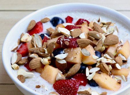 Take control of your breakfast - Be the porridge boss!