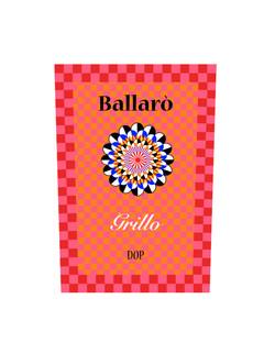 Wine label / Grillo