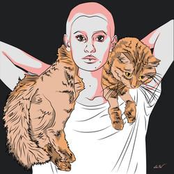"""Cat MOM vol.2"" / Braina Laviena"