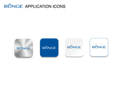 Application logos
