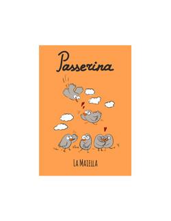 Wine label / Passerina