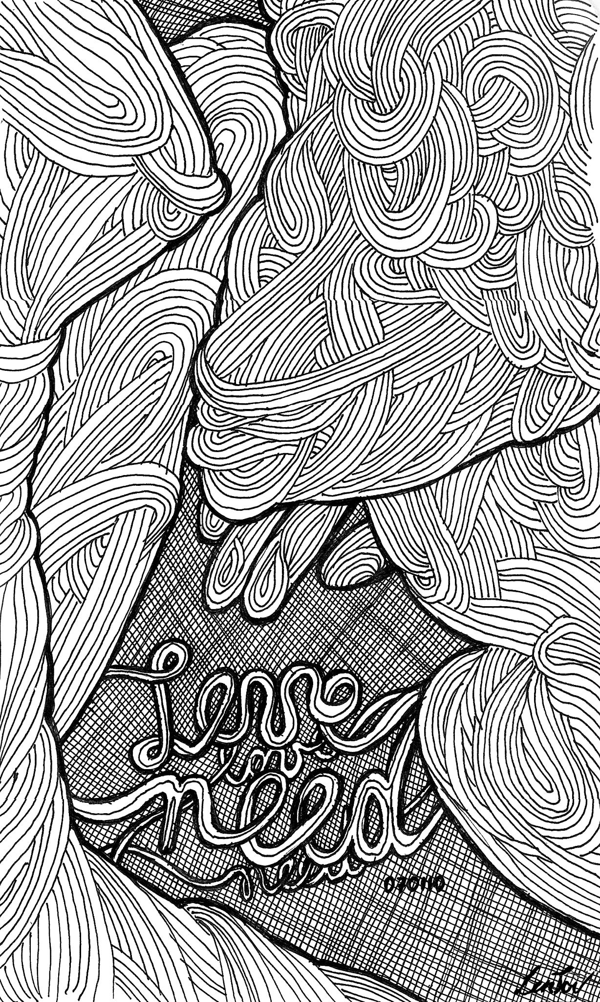 """Love me"""