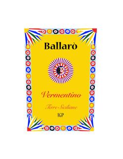 Wine label / Vermentino