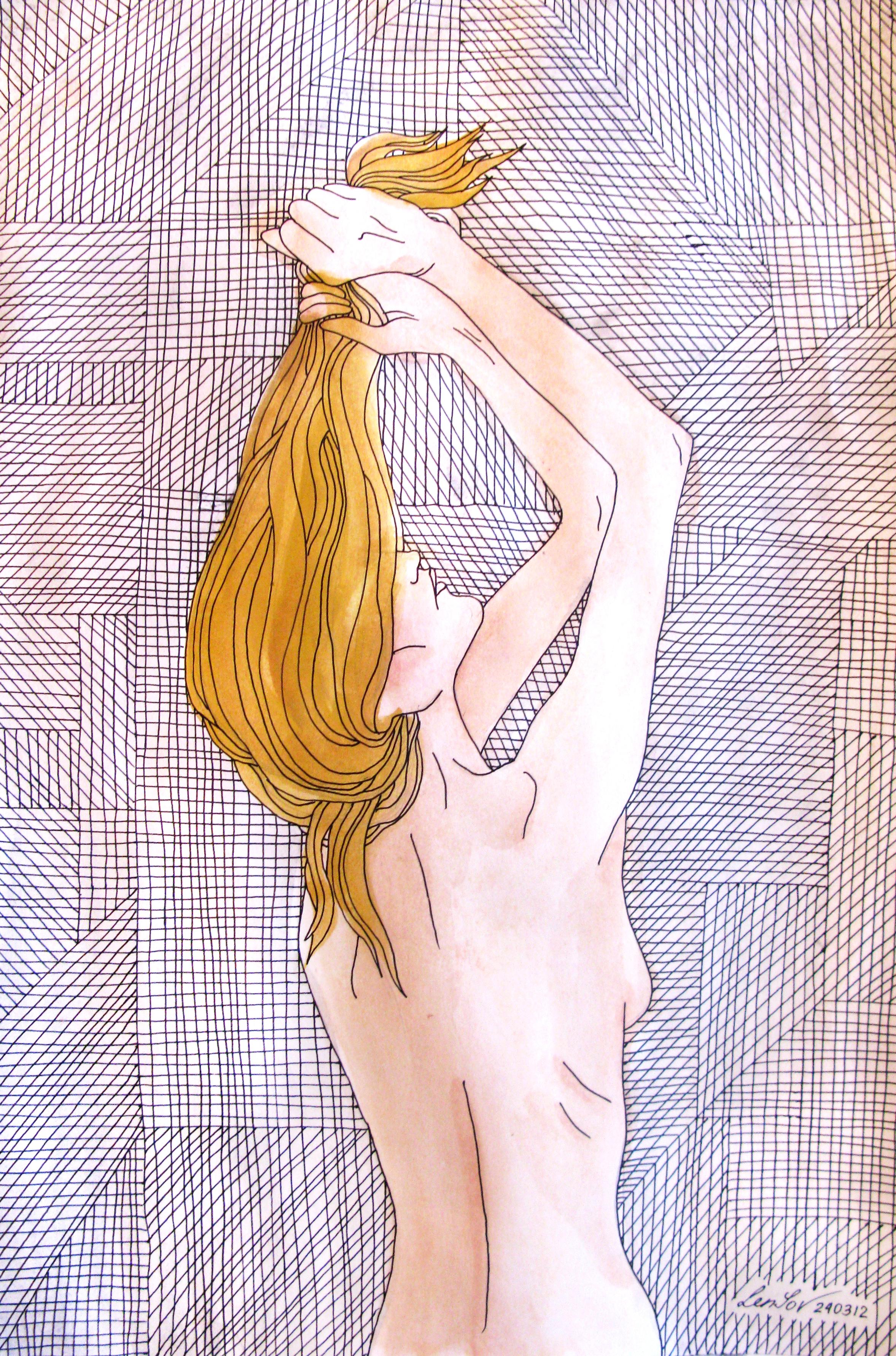"""""""Naked beauty /#5"""""""