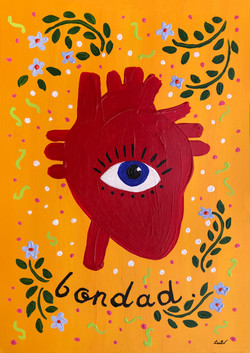 """Corazon Bondadoso"" / series heART"