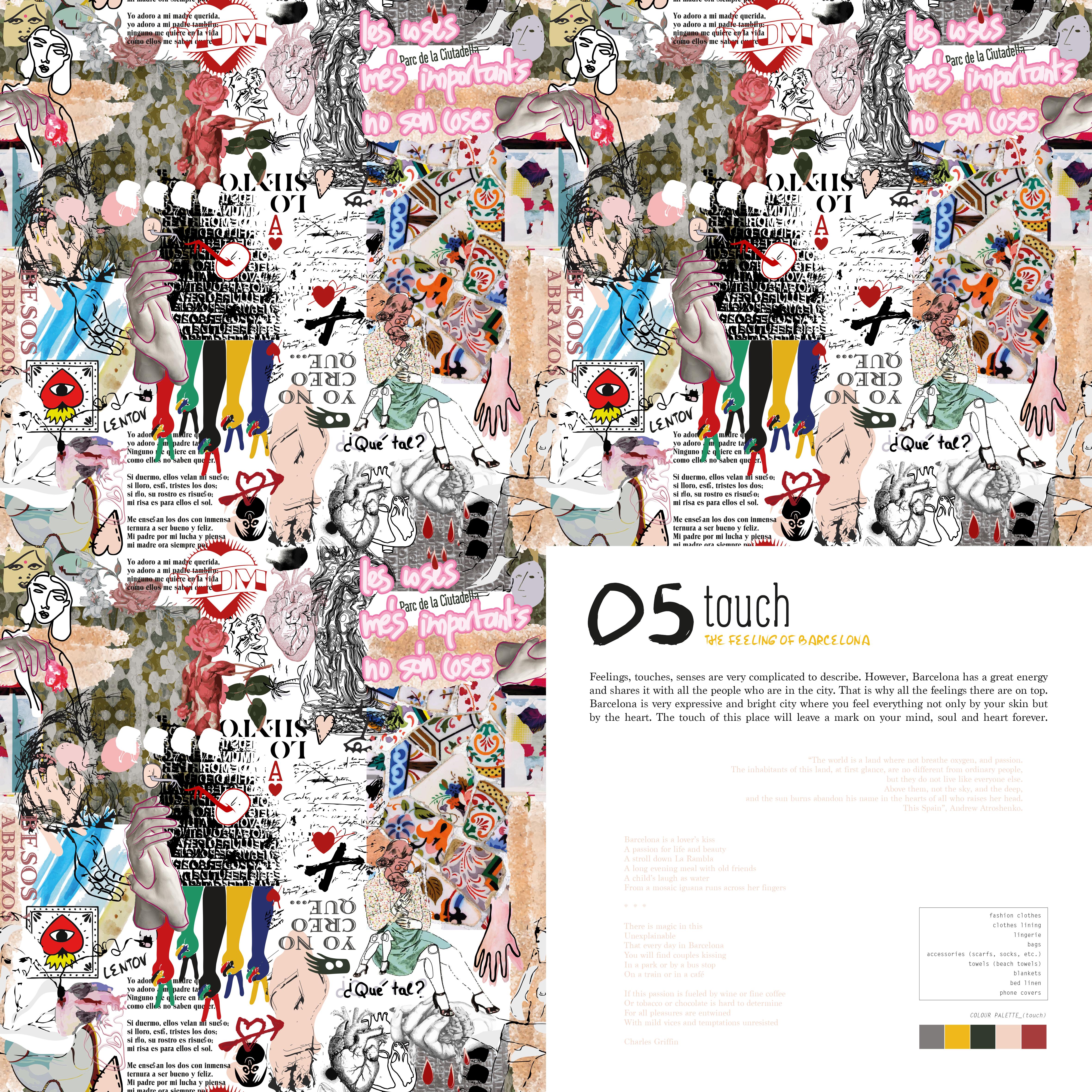 """6SENSES of BARCELONA"" Booklet"