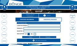 Private web portal