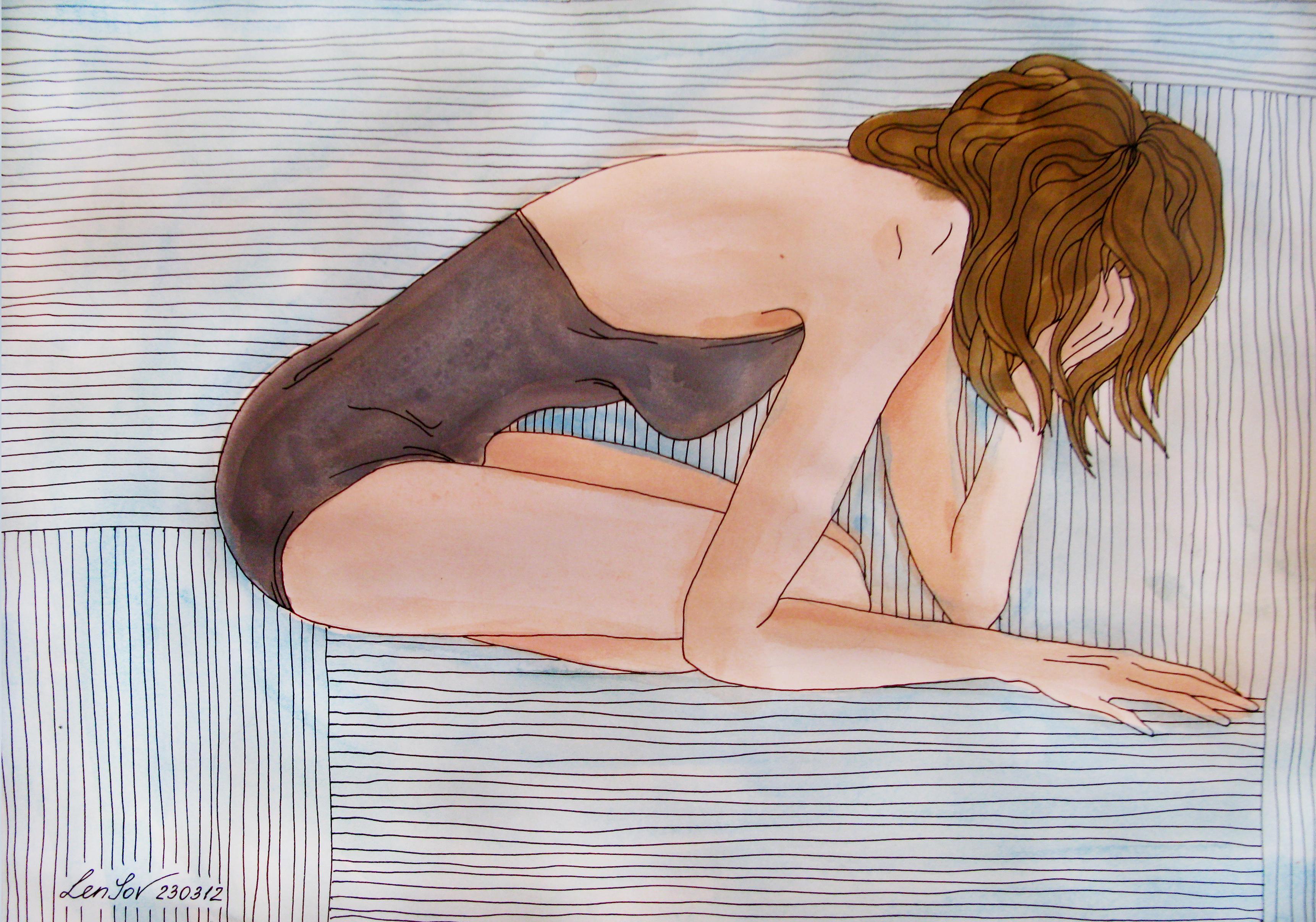 """""""Naked beauty /#1"""""""