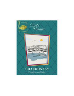 Wine label / Corte Vinaia