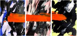 """Triptych """"Feel It"""""""