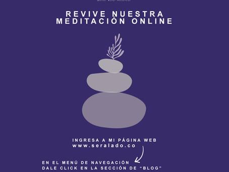 Meditación Online | Vídeo 🎥