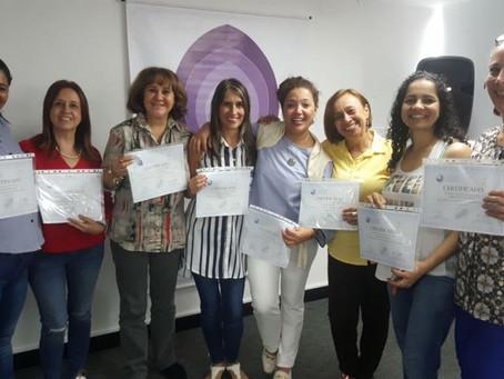 Certificación Sanación con Manos - ViaVida