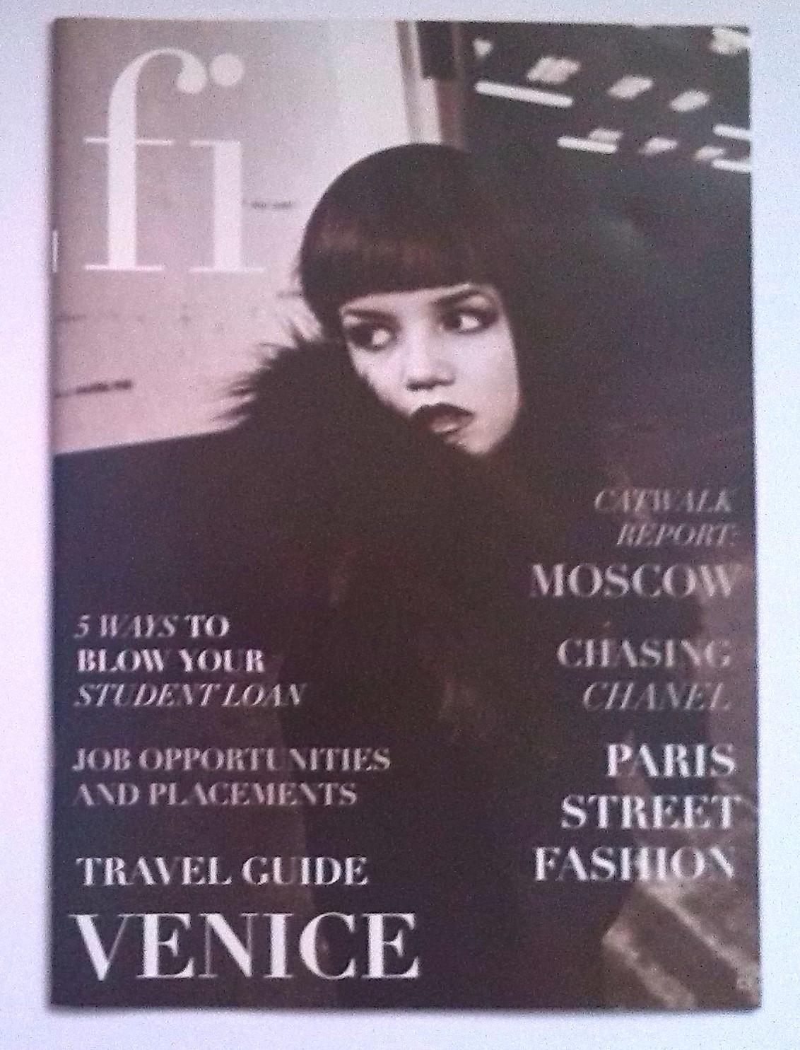 Fashion Insider magazine