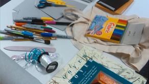 Bookbinding Workshop at MUSA St Andrews