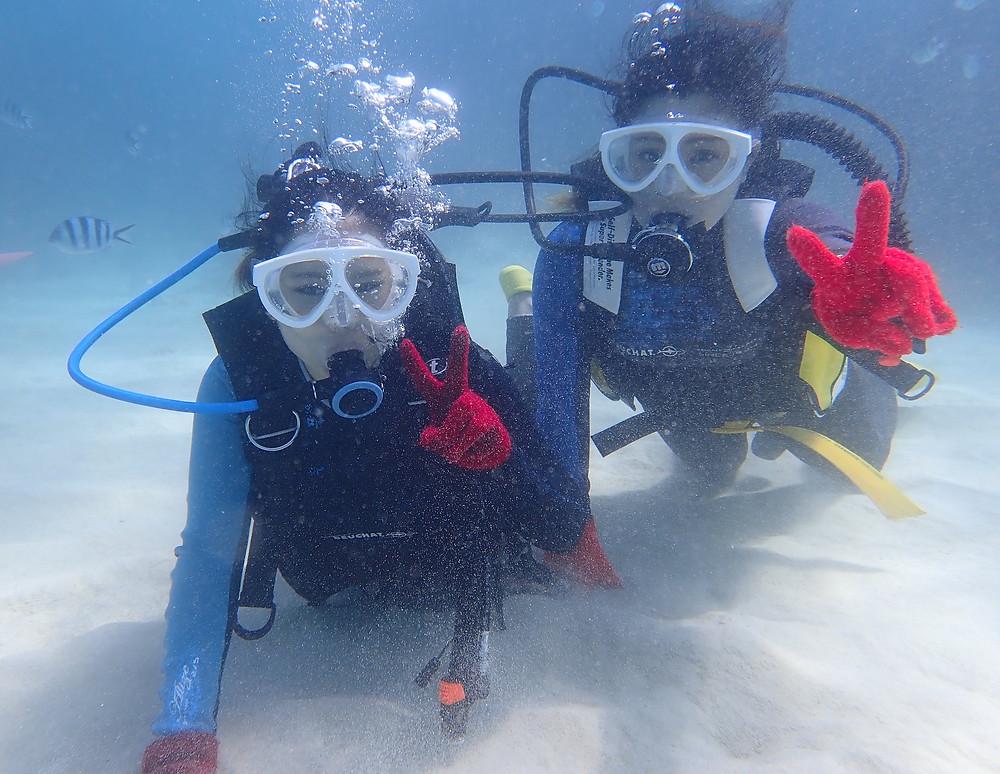 初心者歓迎 沖縄体験ダイビング