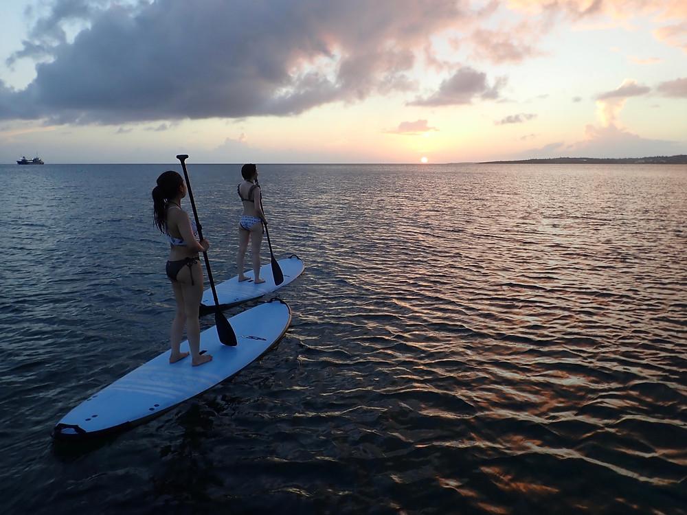 沖縄 サンセットサップ