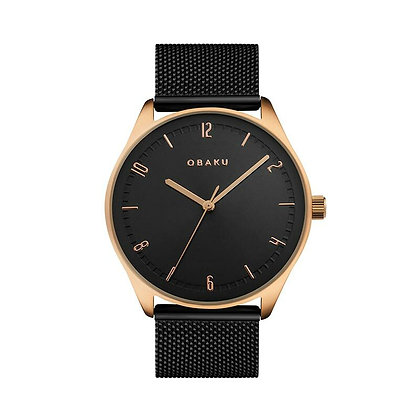 Ager - Night - Analog Watch