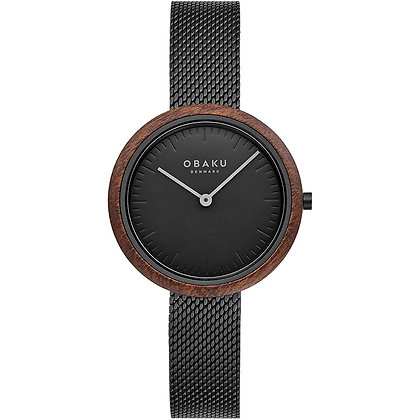Trae Lille - Charcoal - Analog Watch
