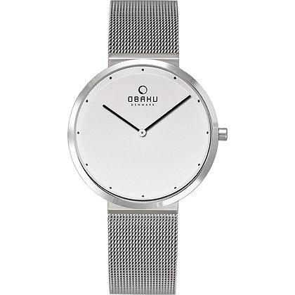 Papir  Lille - Steel - Analog Watch