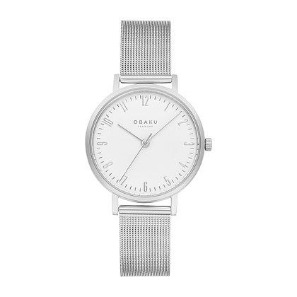 Brink Lille - Steel - Analog Watch