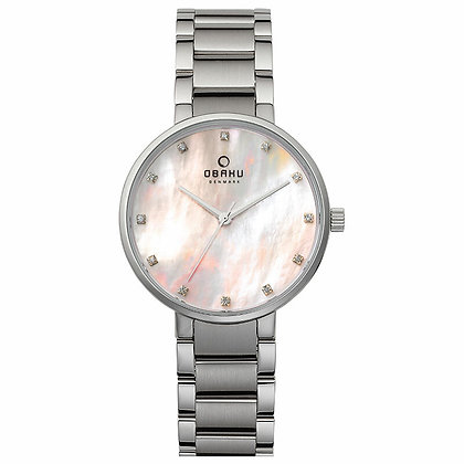 Glad - Coral - Analog Watch