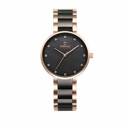 Glad - Crepe - Analog Watch