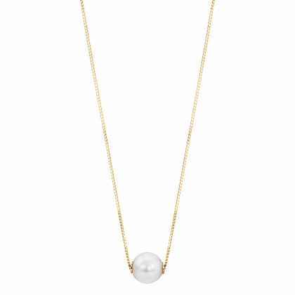 14KY Akoya Pearl Necklace