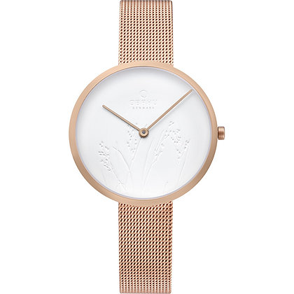 Hassel Natur - Rose - Analog Watch