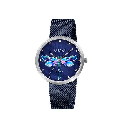 Dragonfly - Blue - Strand