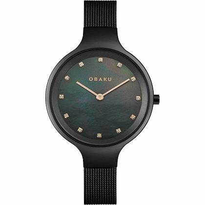 Sky - Charcoal - Analog Watch