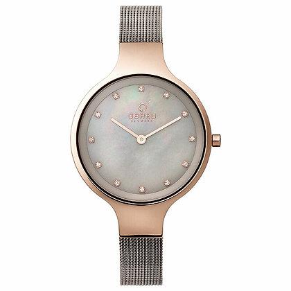 Sky - Granite - Analog Watch