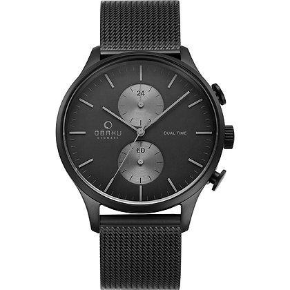 Gran - Charcoal - Multi Function Watch