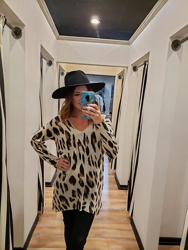 Cheetah Tunic