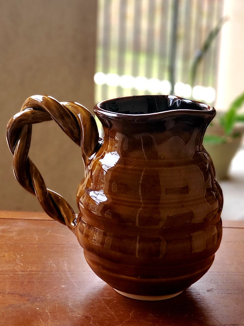 Twisted Hatter Pitcher