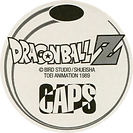 Dragon Ball Z Les Pogs Caps