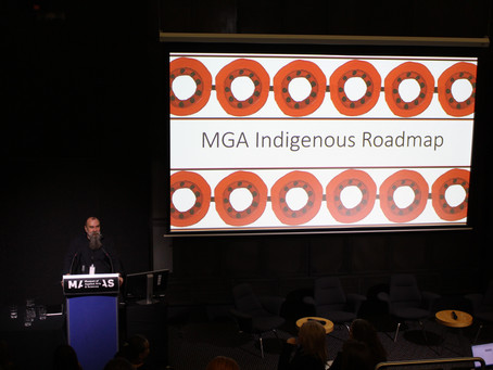 Sydney starts the consultation workshops for the MGA Indigenous Roadmap