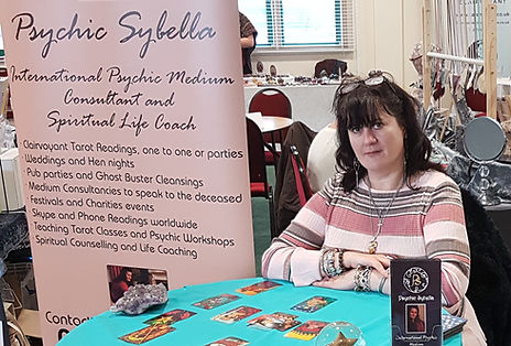 Psychic readings in Taunton