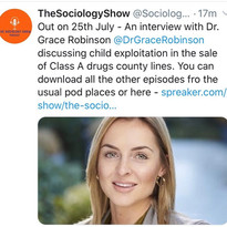 The Sociology Show Podcast, 25th July 2020