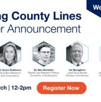 Tackling County Lines Webinar.