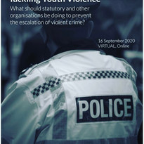 Tackling Youth Violence Conference 16th September 2020