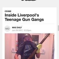 Inside Liverpool's Teenage Gun Gangs
