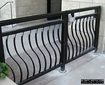 metal-handrail-gate-exterior-commercial.
