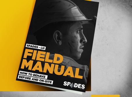 SPADES LABOUR HIRE - CONDUCT MANUAL