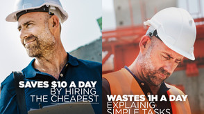 Looking for the Cheapest Labour Hire? Here's What You Should Know.