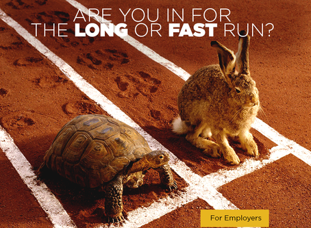 """TAKE YOUR COMPANY FAR WITH """"SLOW IS SMOOTH, SMOOTH IS FAST"""""""